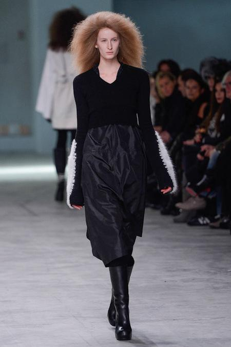 Rick Owens Fall/Winter 2013 Ready to Wear Collection | Paris...