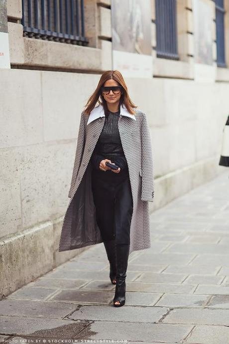 Paris Fashion Week Streetstyle: Christine Centenera
