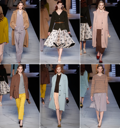 Rochas Fall/Winter 2013 Ready to Wear | Paris Fashion Week View...