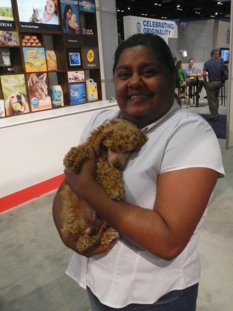 Purina Puppy at Pet Expo