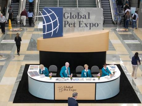 Entering the Global Pet Expo