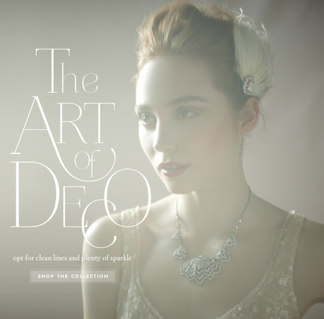 BHLDN Moderne necklace bridal covet her closet fashion blog code promo free ship trends 2013 destination deco vintage