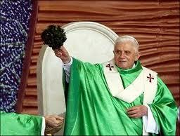 Green pope