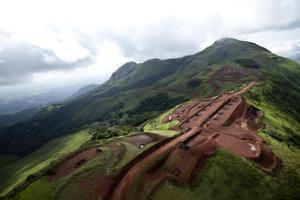 Simandou Mining project in Guinea Conakry - Rio Tinto picture
