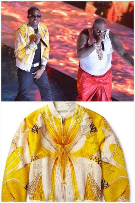 Celeb Style: Meek Mill peforms in Alexander McQueen at BET's 9th...