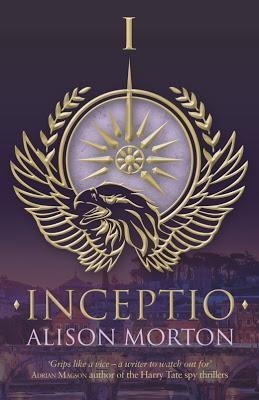 Interview with Alison Morton - author of Inceptio