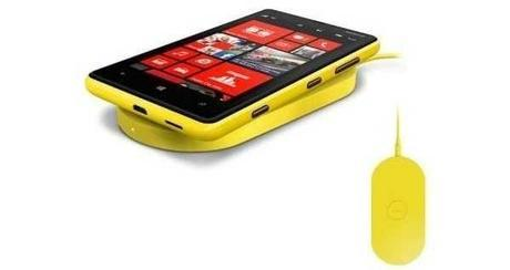 DT-900 Wireless Charging Pad for Lumia 920