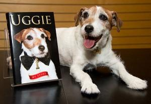'The Artist' dog Uggie comes out of retirement for a good cause