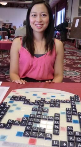 Camera Returned: Pictures from Scrabble Tourney