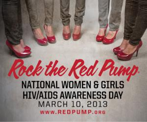 #RocktheRedPump March 10th