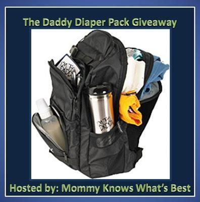 Daddy Diaper Pack Blogger Opp
