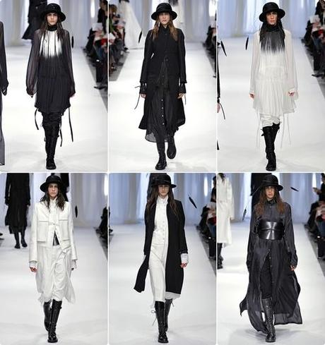 Ann Demeulemeester Fall/Winter 2013 Ready to Wear | Paris...