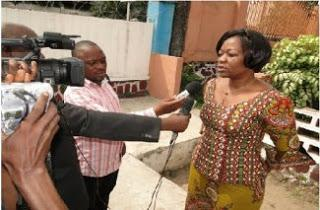 DRC Gender Minister Geneviève Inagosi goes to war against March-8 sarongs
