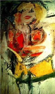 Marilyn Monroe by De Kooning. How do you like your Fried ...