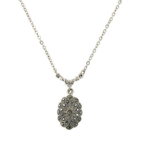 47547Stardust Glimmer: Necklace of the Day
