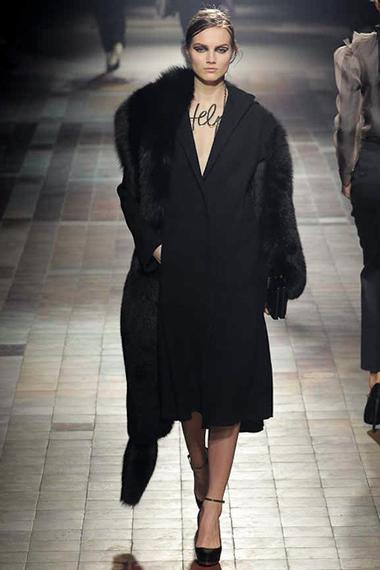 The Fall/Winter 2013 Collections ~ Lanvin