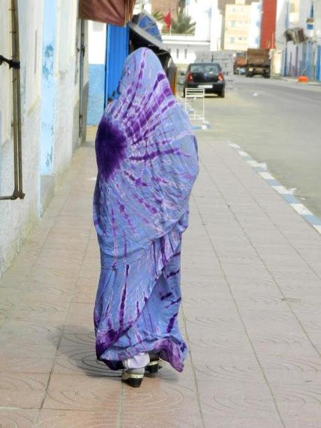 Women of Southern Morocco