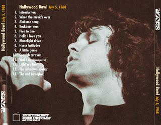 1968-07-05 Hollywood Bowl - Los Angeles, CA