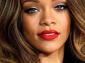 Rihanna Grammy's Makeup