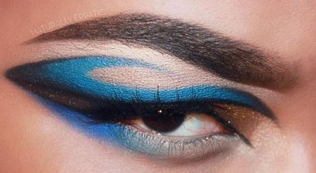 Dramatic Makeup Graphic Makeup