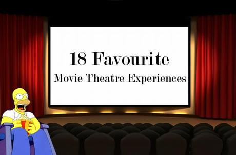 [12] The Upcoming Adult Presents: 18 Favourite Movie Theatre Experiences