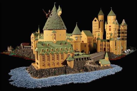 LEGO-hogwarts