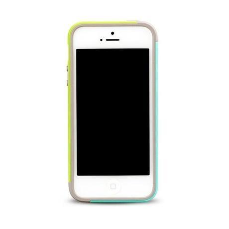 iPhone 5 Bumper Zenus Wallnutt Trio