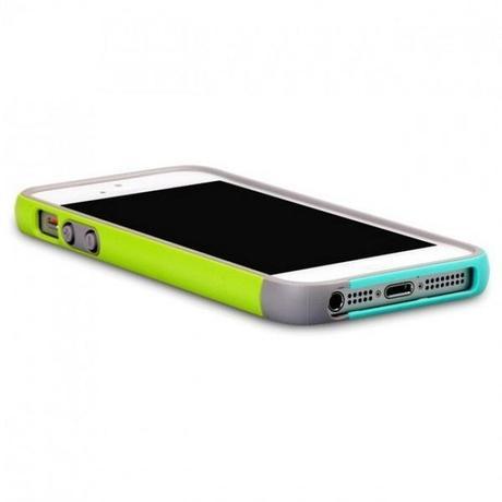 iPhone 5 Zenus Walnutt Bumper