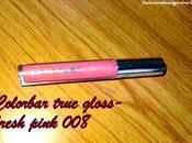 Colorbar True Gloss FRESH PINK
