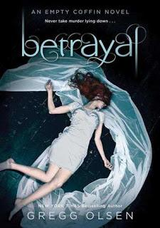 Review: Betrayal by Gregg Olsen