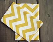 Chevron Hand towels (set of 2) - ChicRenovations