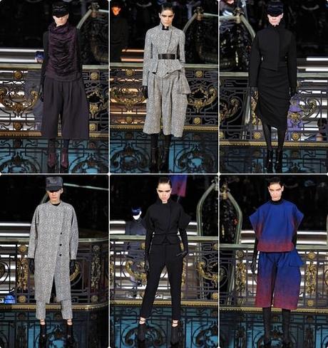 John Galliano Fall/Winter 2013 Ready to Wear | Paris Fashion...