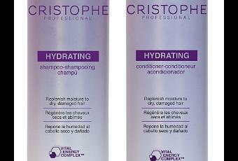 Drugstore discovery christophe hydrating shampoo for Cristophe salon prices