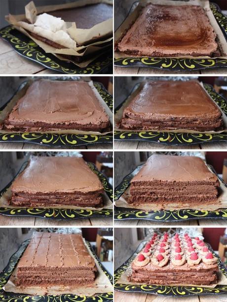 Birthday Cake Assembly 01