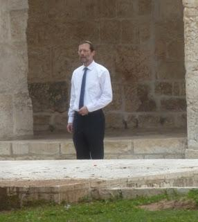 Porush Wants Feiglin Thrown out of Likud Over Har Habayit incident