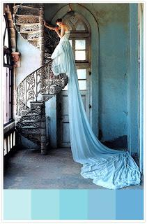 Turquoise Wedding...That is What My Daughter Picked