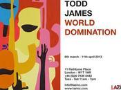 Todd James: World Domination Exhibition