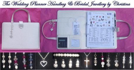 wedding planner handbag