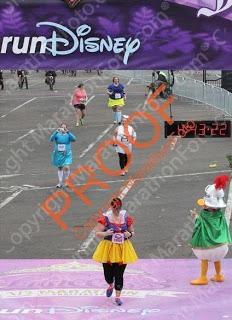 Princess Half Marathon: Close Encounters of the Sweeper Kind