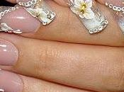 Pretty Nails Wedding