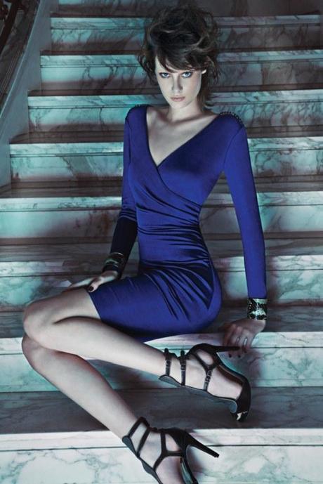 Thairine Garcia by Karine Basilio for Iodice Fall:Winter 2013 campaign 4