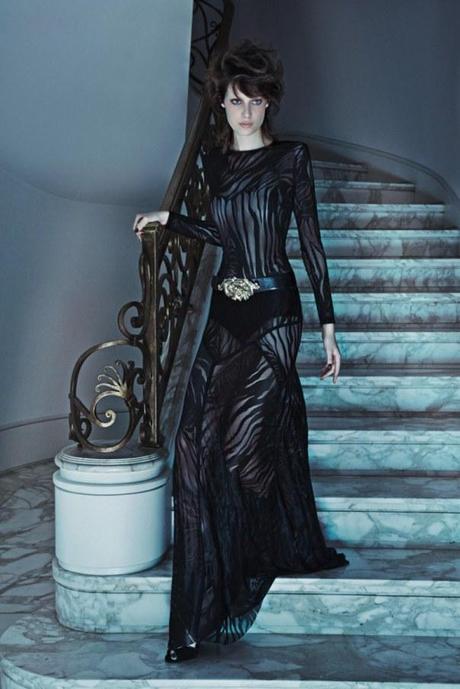 Thairine Garcia by Karine Basilio for Iodice Fall:Winter 2013 campaign 3