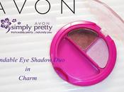AVON Blendable Eyeshadow Charm Review, Swatch FOTD