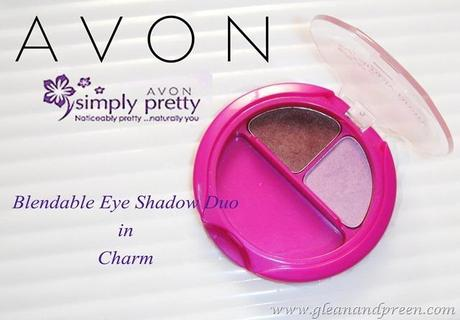 Avon Blendable Eyeshadow Review