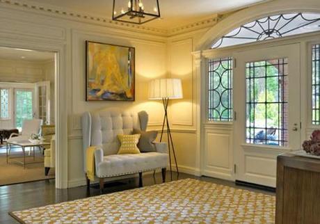 decor spring entryways3 Spring Decorating Ideas for Entryways HomeSpirations