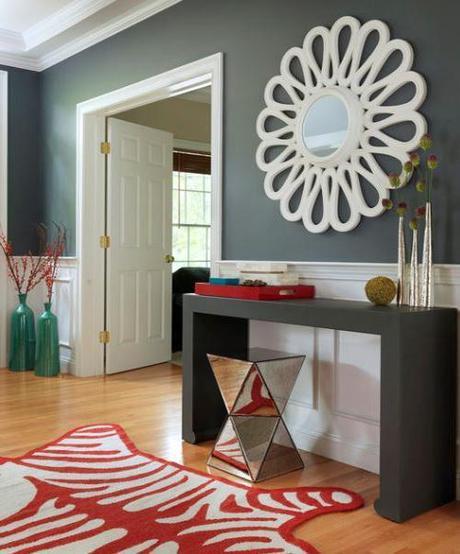 decor spring entryways7 Spring Decorating Ideas for Entryways HomeSpirations