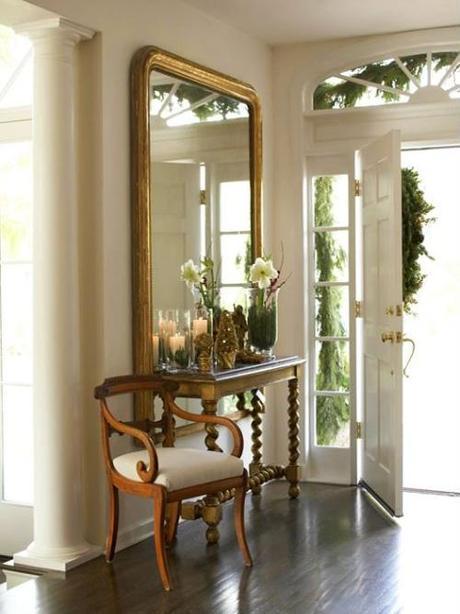 decor spring entryways6 Spring Decorating Ideas for Entryways HomeSpirations