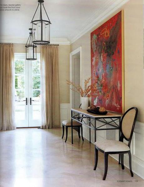 decor spring entryways12 Spring Decorating Ideas for Entryways HomeSpirations