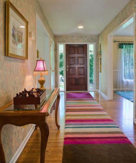 decor spring entryways5 Spring Decorating Ideas for Entryways HomeSpirations