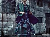 Aline Weber Nunes Vogue Brazil March 2013